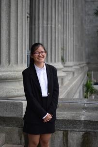 Under-Secretary-General (Publicity): Sarah